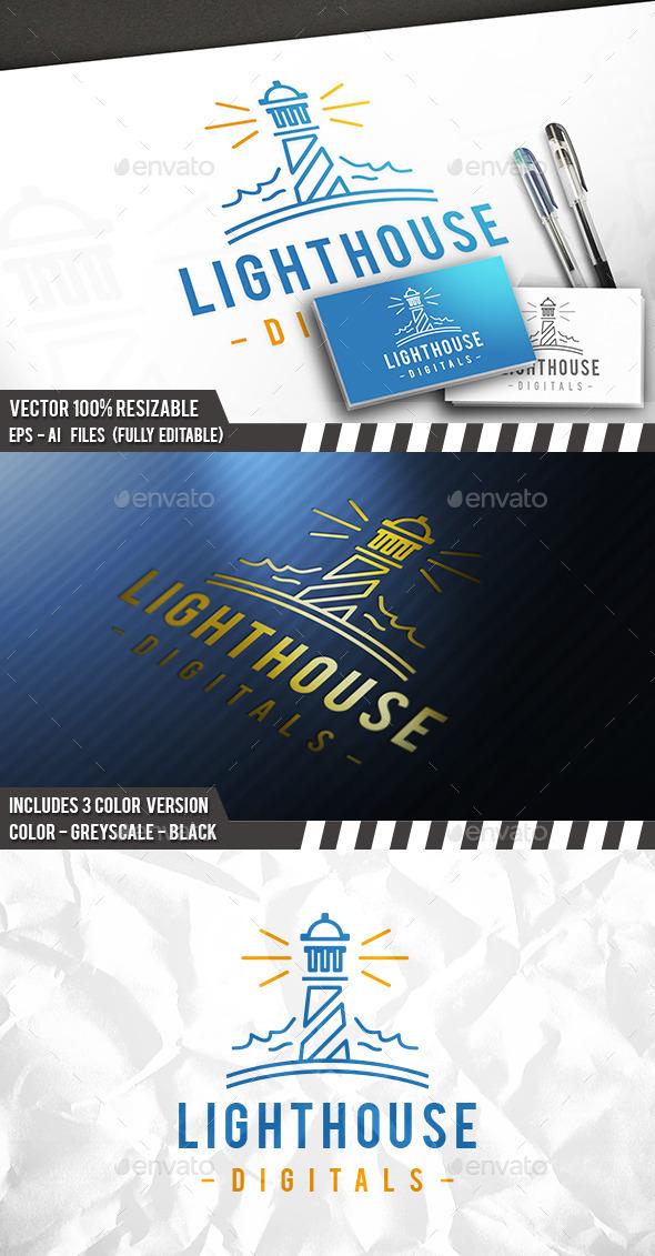Lighthouse Line Logo