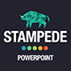 Stampede - Multipurpose Powerpoint Template - GraphicRiver Item for Sale