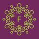 Fleur de Lis Monogram logo - GraphicRiver Item for Sale