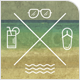 Beach Party Flyers - GraphicRiver Item for Sale