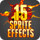 15 sprite effects - GraphicRiver Item for Sale