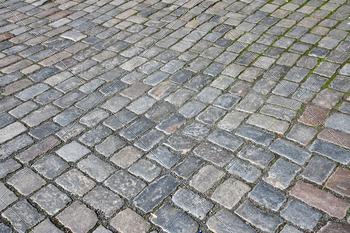 Download Cobble stone pavement
