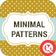 40 Minimal Vector Patterns - GraphicRiver Item for Sale