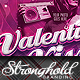 Download Valentine's Kiss Flyer from GraphicRiver
