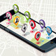 City Map with Services Icons - GraphicRiver Item for Sale