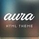 Aura - Responsive Multipurpose Template v1.8.7 - ThemeForest Item for Sale