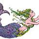 Mermaid - GraphicRiver Item for Sale