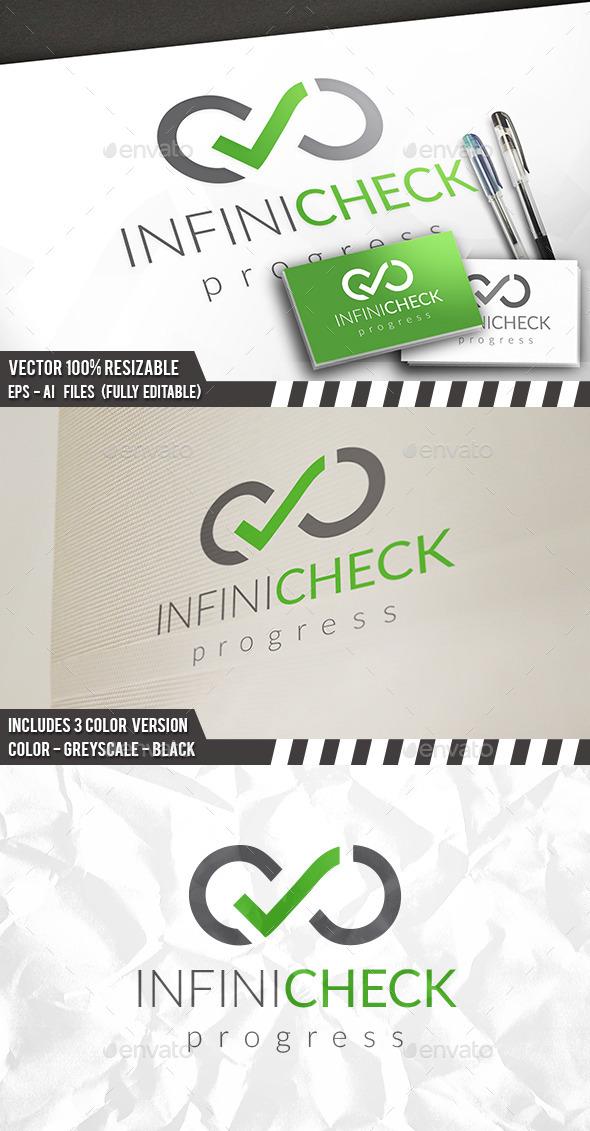 Infinite Check Logo