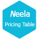 Neela - CSS3 Responsive Pricing Table - CodeCanyon Item for Sale