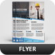 Corporate Flyer Template Vol 57 - GraphicRiver Item for Sale