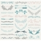 Color Hand Drawn Dividers - GraphicRiver Item for Sale