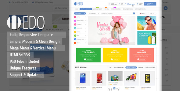 d5a473cd9 HTML Online Shopping Templates from ThemeForest