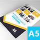 Corporate Business Solutions Pamphlet - GraphicRiver Item for Sale