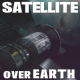 Satellite over Earth - VideoHive Item for Sale