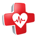 Medical Love Logo - GraphicRiver Item for Sale