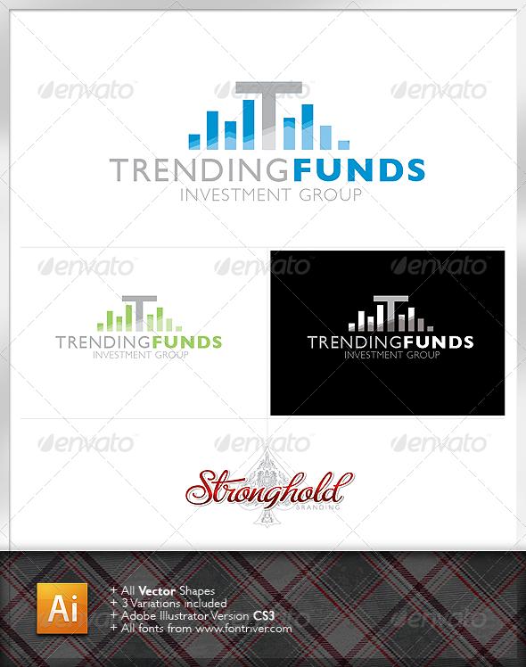 Trending Funds Logo