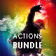 Actions Bundle - Photoshop Action Pack - GraphicRiver Item for Sale