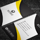 Clean Corporate Business Card Template - GraphicRiver Item for Sale