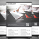 Clean Web Style Corporate Flyer Template - GraphicRiver Item for Sale
