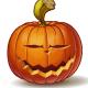 Jack-o-Lantern - Smiling - GraphicRiver Item for Sale