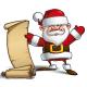 Happy Santa - Gift List - GraphicRiver Item for Sale