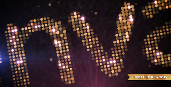 Glitter Video Effects & Stock Videos from VideoHive