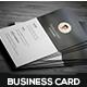 Sleek & Creative Business Card Design - GraphicRiver Item for Sale