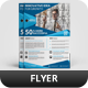 A4 Corporate Flyer Template Vol 56 - GraphicRiver Item for Sale