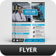 A4 Corporate Flyer Template Vol 58 - GraphicRiver Item for Sale