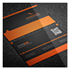 Standard And Corporate Business Card Template - GraphicRiver Item for Sale