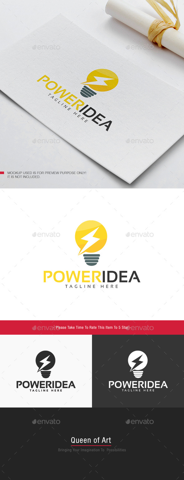 Power Idea Logo