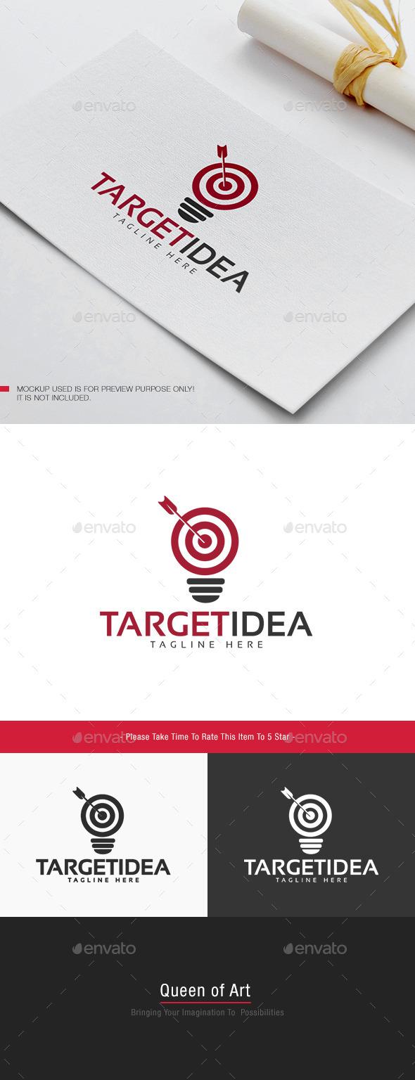 Target Idea Logo