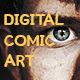 Digital Comic Art Action - GraphicRiver Item for Sale