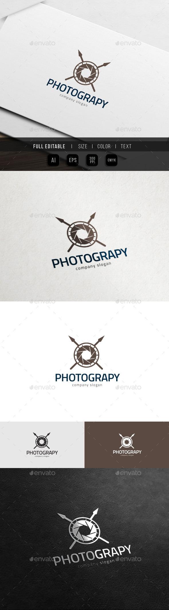 Camera War - Action Photography Logo