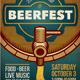 BEER FESTIVAL Event Poster, Flyer or Ad - GraphicRiver Item for Sale