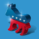American Democratic Party 3D Sign - GraphicRiver Item for Sale