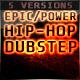 Epic Powerful Hip Hop Dubstep - AudioJungle Item for Sale