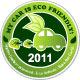 Eco Car Stickers - GraphicRiver Item for Sale