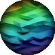 Delta - 7 LowPoly Background v3 - GraphicRiver Item for Sale