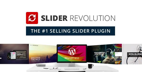 Slider Revolution Responsive WordPress Plugin