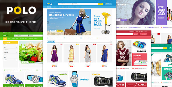 Polo - Beauty Store Responsive OpenCart Theme