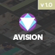 Avision - MultiPurpose HTML5 Template - ThemeForest Item for Sale