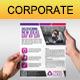 Multipurpose Corporate Flyer 34 - GraphicRiver Item for Sale