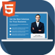 Cube Consulting - HTML Landing Page Template - ThemeForest Item for Sale