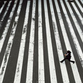 Running Man on Street - PhotoDune Item for Sale