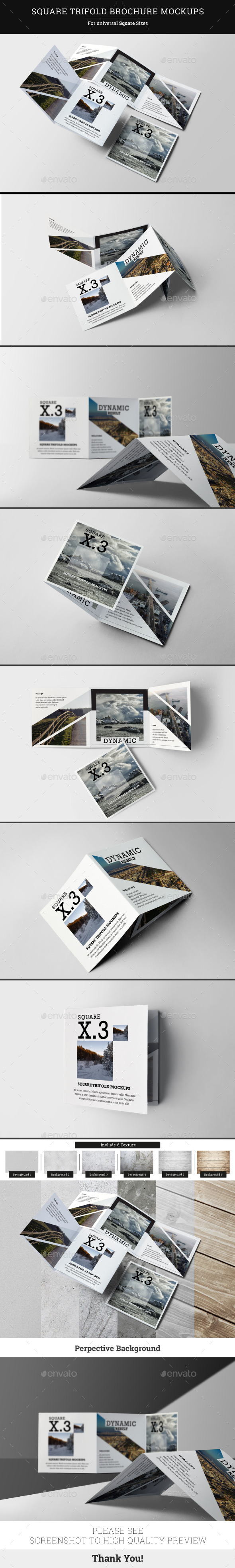 Tri-fold Graphics, Designs & Templates from GraphicRiver