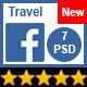 Facebook - GraphicRiver Item for Sale