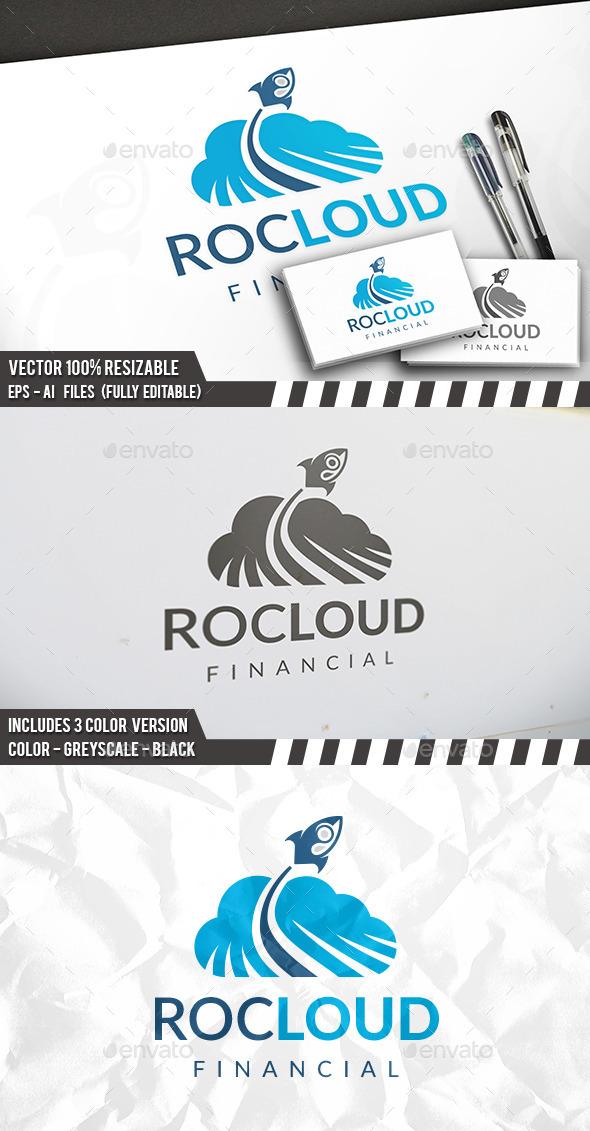 Rocket Cloud Logo