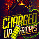 Charged Up Flyer - GraphicRiver Item for Sale