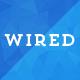Wired - Multi-Purpose Portfolio WordPress Theme - ThemeForest Item for Sale